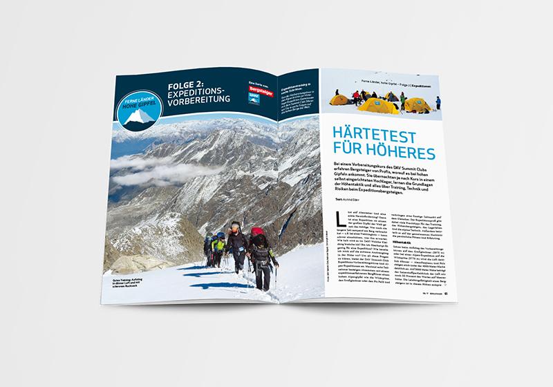 Bergsteiger Magazin